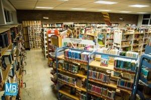 Die Bücherei St. Anna soll umgebaut werden. | Foto: Stefan Klausing