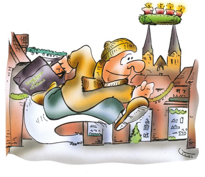 Karikatur Neuenkirchen - KW50_2016