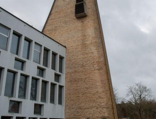 Kein Glockengeläut in  den nächsten Monaten in der Josefskirche