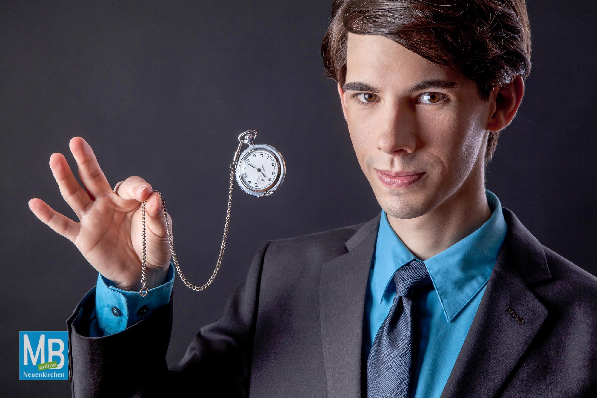 Zauberkünstler Alexander Merk kommt nach Neuenkirchen ...