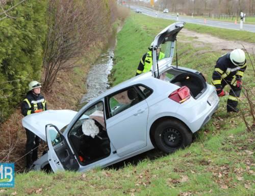 Schwerer Unfall auf der Mesumer Straße