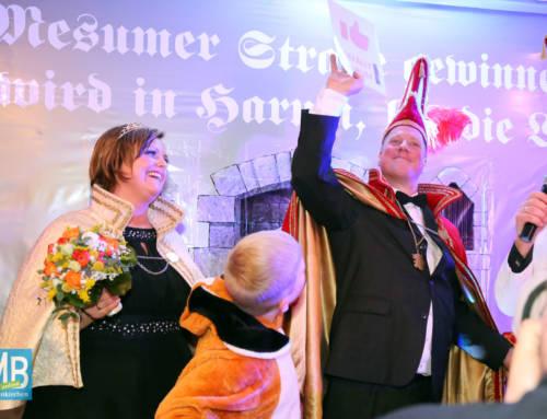 Sutrum-Harum feiert ausgelassen Karneval, bis die Lanze kracht
