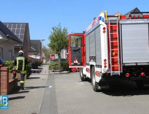 Vermuteter Dachstuhlbrand in St. Arnold entpuppte sich als Kleinbrand