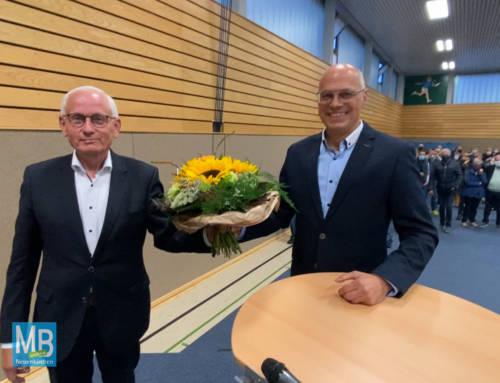 Willi Brüning gewinnt mit 68,08% die Stichwahl zum Bürgermeister