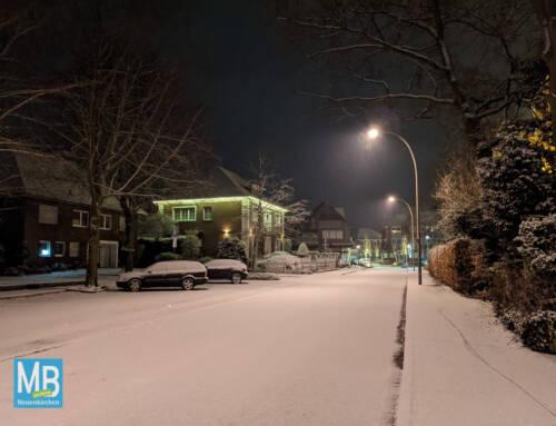 Schicken Sie uns Ihre Schnee-Fotos per E-Mail